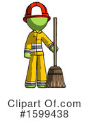 Green Design Mascot Clipart #1599438 by Leo Blanchette
