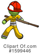 Green Design Mascot Clipart #1599446 by Leo Blanchette