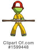 Green Design Mascot Clipart #1599448 by Leo Blanchette