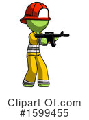 Green Design Mascot Clipart #1599455 by Leo Blanchette