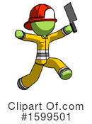 Green Design Mascot Clipart #1599501 by Leo Blanchette