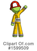 Green Design Mascot Clipart #1599509 by Leo Blanchette