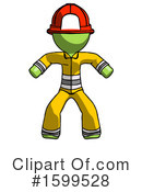 Green Design Mascot Clipart #1599528 by Leo Blanchette