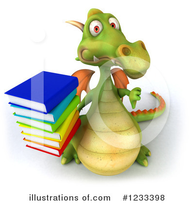 Dragon Clipart #1233398 by Julos