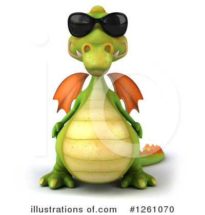 Dragon Clipart #1261070 by Julos
