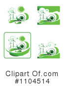 Green Energy Clipart #1104514 by merlinul