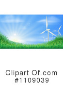 Green Energy Clipart #1109039 by AtStockIllustration