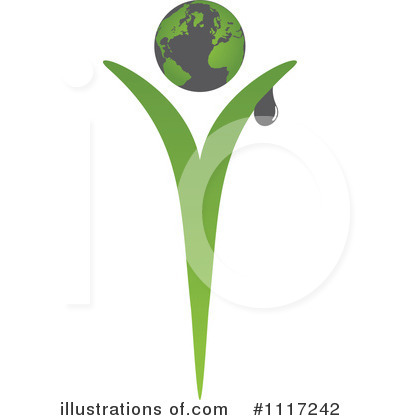 Royalty-Free (RF) Green Energy Clipart Illustration by Andrei Marincas - Stock Sample #1117242