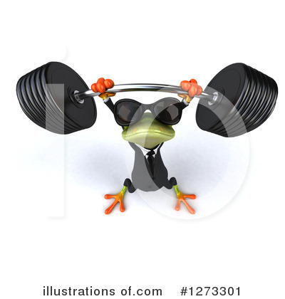 Formal Frog Clipart #1273301 by Julos