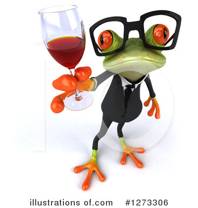 Formal Frog Clipart #1273306 by Julos