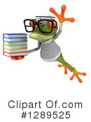 Green Frog Clipart #1289525 by Julos