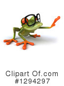 Green Frog Clipart #1294297