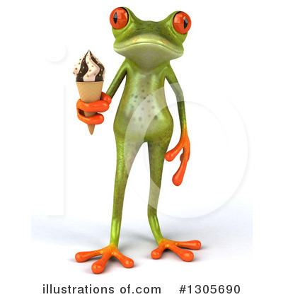 Frog Clipart #1305690 by Julos