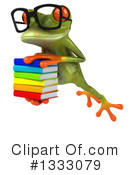 Green Frog Clipart #1333079 by Julos