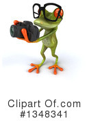 Green Frog Clipart #1348341 by Julos