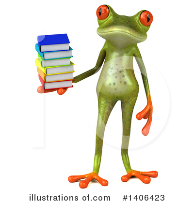 Book Clipart #1406423 by Julos