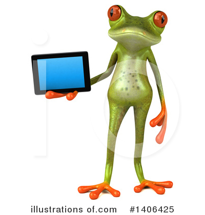 Tablet Clipart #1406425 by Julos