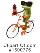 Green Frog Clipart #1500776 by Julos
