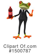Green Frog Clipart #1500787 by Julos