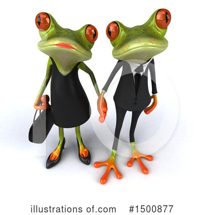 Female Frog Clipart #1500877 by Julos