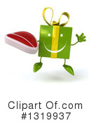 Green Gift Clipart #1319937 by Julos