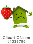 Green Home Clipart #1338796 by Julos