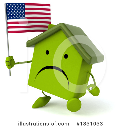 Green House Clipart #1351053 by Julos