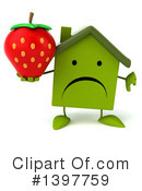 Green Home Clipart #1397759 by Julos