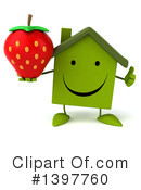 Green Home Clipart #1397760 by Julos
