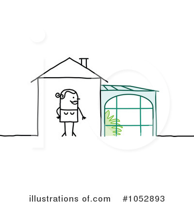 House Clipart #1052893 by NL shop