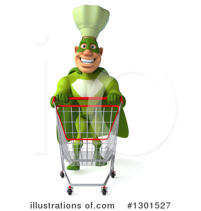 Green Chef Clipart #1301527 by Julos