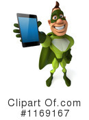 Green Super Hero Clipart #1169167 by Julos