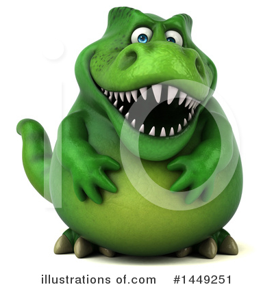 Dino Clipart #1449251 by Julos