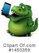 Green T Rex Clipart #1450359 by Julos