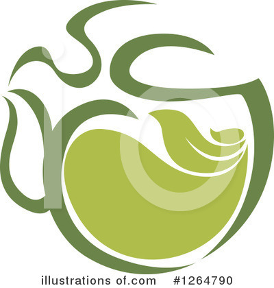 Tea Clipart #1264790 by Vector Tradition SM