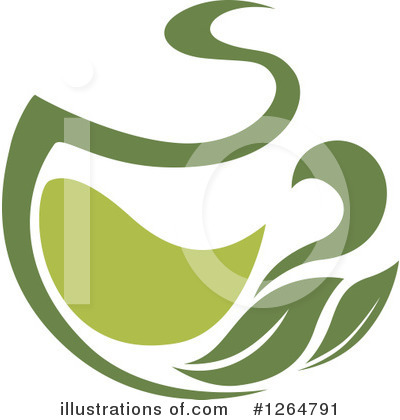 Tea Clipart #1264791 by Vector Tradition SM