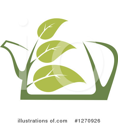 Tea Clipart #1270926 by Vector Tradition SM
