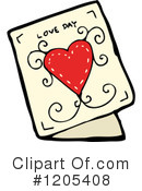 Greeting Card Clipart #1205408