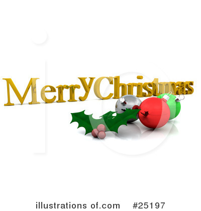 Royalty-Free (RF) Greetings Clipart Illustration by KJ Pargeter - Stock Sample #25197