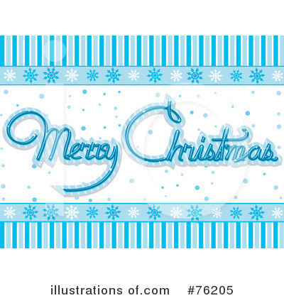 Merry Christmas Clipart #76205 by BNP Design Studio