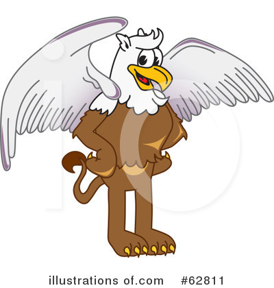Griffin Clipart #62811 by Toons4Biz