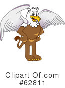 Griffin Character Clipart #62811 by Toons4Biz