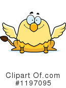 Royalty-Free (RF) Griffin Clipart Illustration #1197095