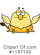 Griffin Clipart #1197100