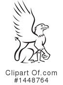 Griffin Clipart #1448764 by patrimonio