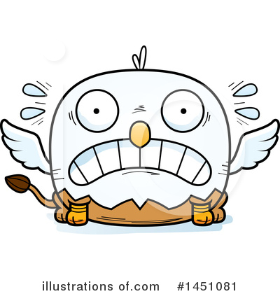 Griffin Clipart #1451081 by Cory Thoman