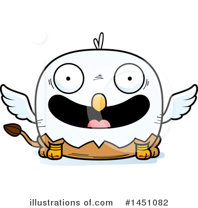 Griffin Clipart #1451082 by Cory Thoman