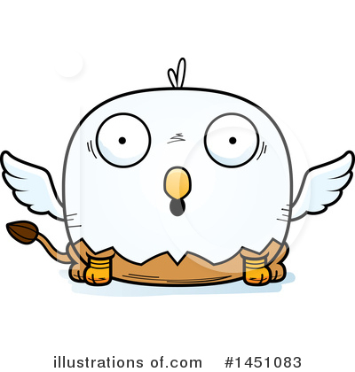 Griffin Clipart #1451083 by Cory Thoman