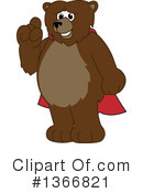 Grizzly Bear Clipart #1366821 by Toons4Biz