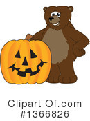 Grizzly Bear Clipart #1366826 by Toons4Biz
